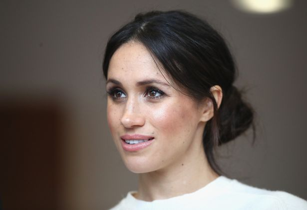 Meghan gave birth to Lilibet in the United States in June (Image: Getty Images)