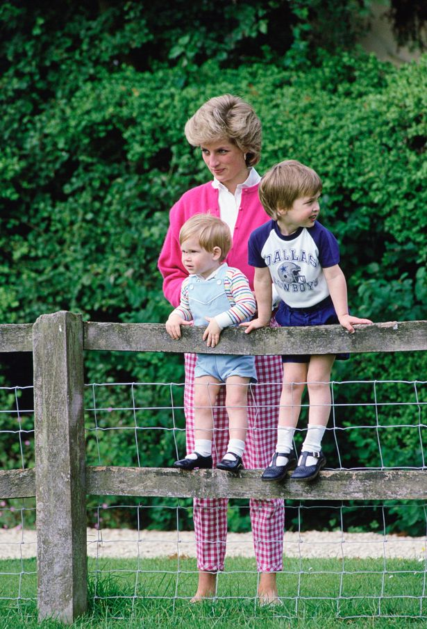 Princess Diana would have loved her granddaughter's name, her former voice coach claimed (Image: Tim Graham Photo Library via Getty Images)