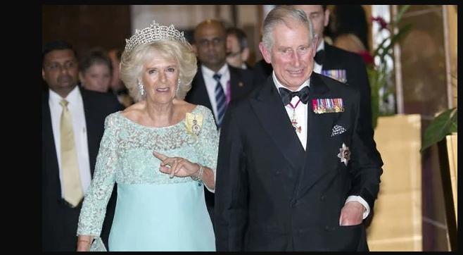 Camilla, Duchess of Cornwall, and Prince Charles (Image: PA)
