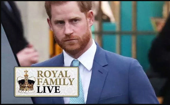"""Harry was """"furious"""" when he and Meghan were """"punished"""" at their last royal event, expert claims (Image: GETTY)"""